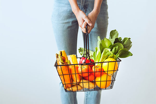 veggies for health